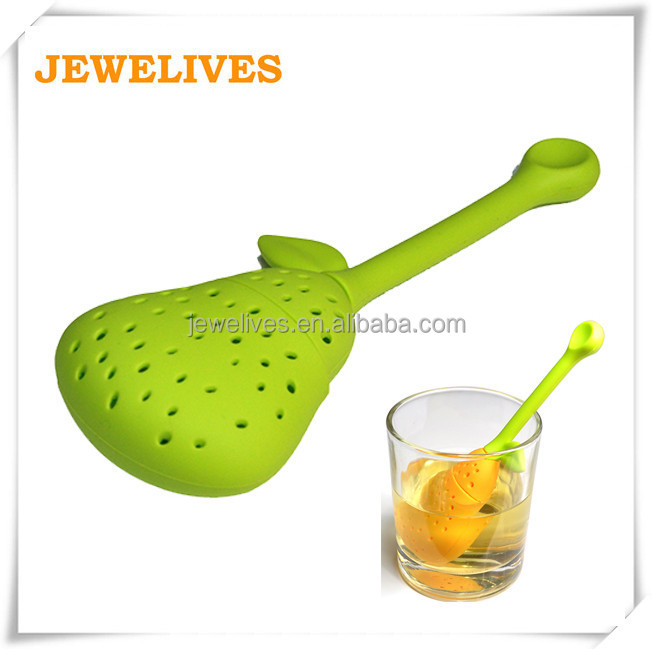 New hot selling product in alibaba silicone tea infuser, tea infusers silicone