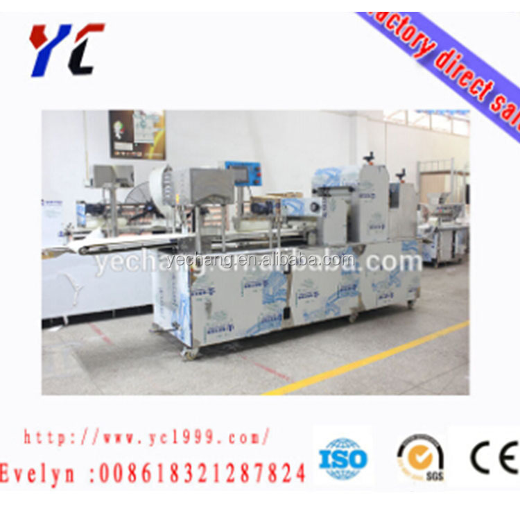 easy to clean simple structure PLC control MP900 cutting bread machine