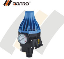 2017 zhejiang monro water pump flow sensor pressure switch with adjustable new Spain model EPC-3