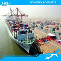 Best Rates Sea Shipping DDU service to KUCHING from Guangzhou China