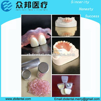 Denture materials / flexible denture material /ZB-81