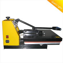 high grade t shirt printing machine heat transfer coefficient stainless steel