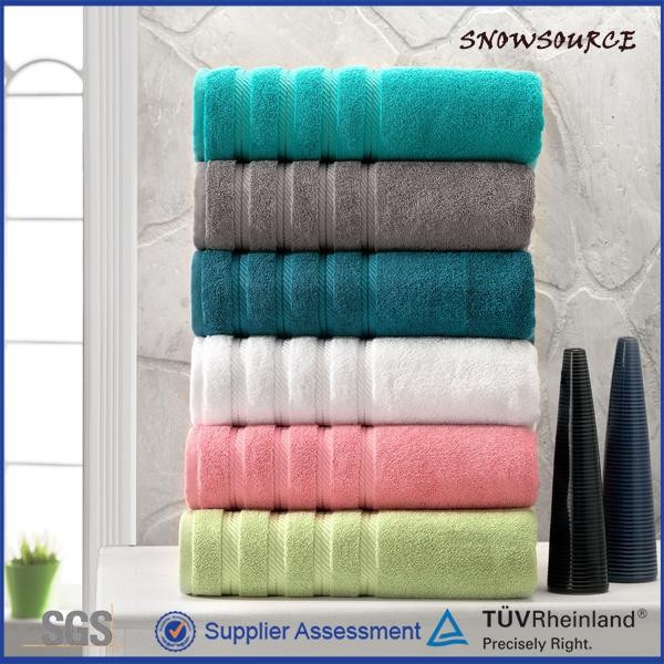 Wholesale Custom 100% Terry Cotton Bath <strong>Towel</strong>