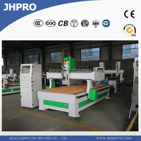 Plywood Fulling Inverter 1325 CNC Router CNC Engraving/Milling Machine for Sales made in P.R.C