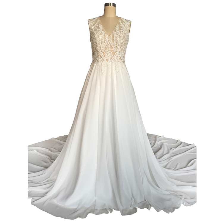 European Latest Style High Quality Sexy Wedding Dresses Gowns