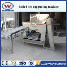 High quality good price automatic hard boiled egg peeling machine