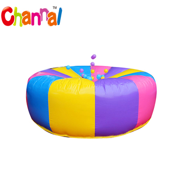 Popular Inflatable Hook The Duck Ball Game for Kids