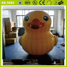 Giant inflatable duck/ inflatable promotion yellow duck float