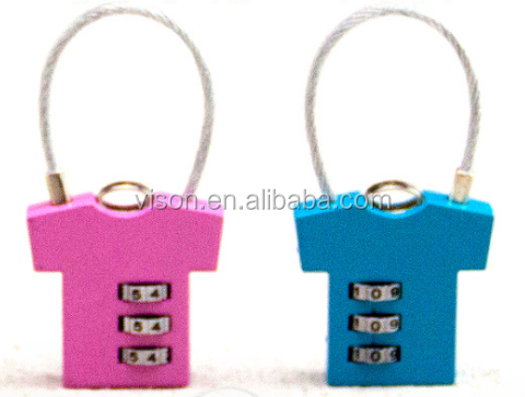 New design travel smart luggage lock electronic combination lock