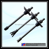 hot selling R32 mining roof support anchor bolts