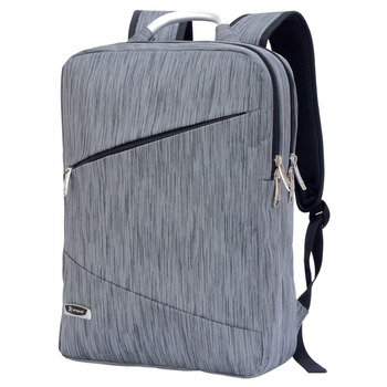 Cheap Chameleon Cloth Waterproof 3 Compartment Laptop Bag Backpack