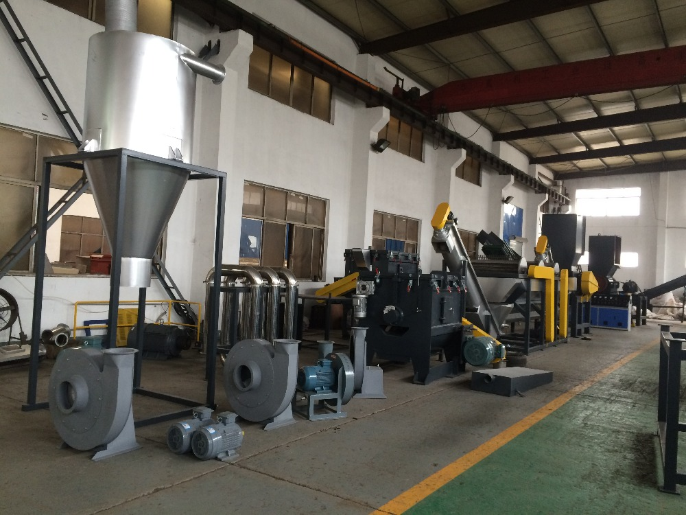 PP/PE Plastic Film washing cleaning recycling Line with CE certificate