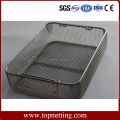 Stainless Steel Fine Mesh Wire Basket