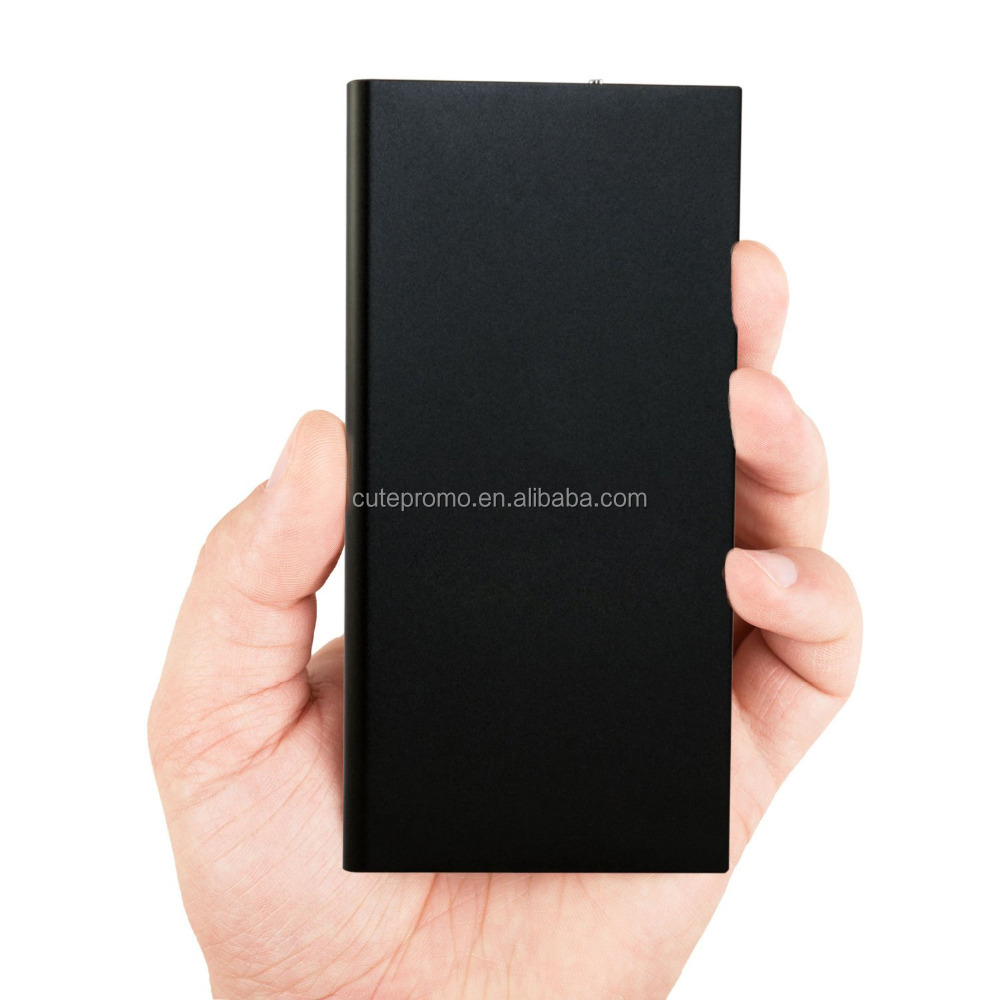 Super Slim 10000mAh Power Bank For iPhone ,Samsung and All Smartphone