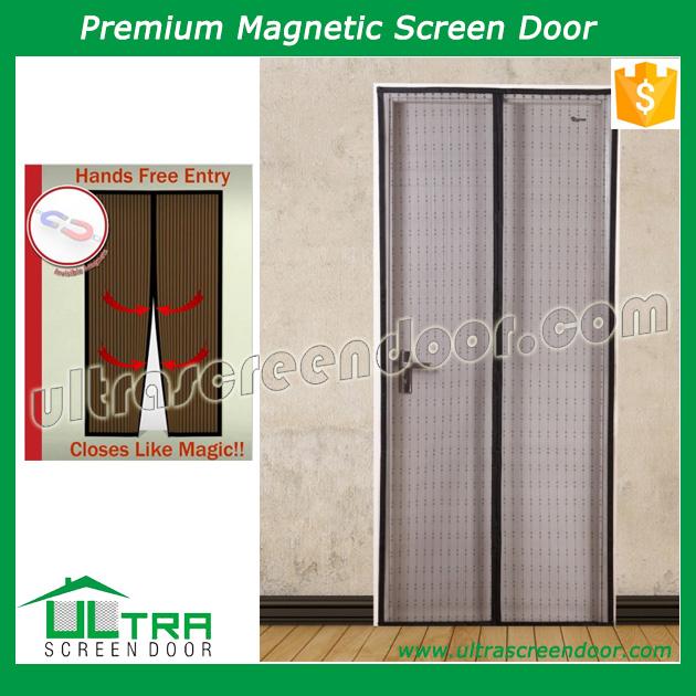 Plastic mesh insect screen door buy insect screen for Buy screen door