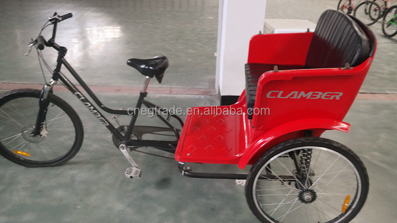 Classic passenger pedicab/tricycle/trike /rickshaws for sale TC8005