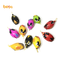 Soft Birds Rubber ball <strong>baits</strong> Top water soft fish lure China <strong>fishing</strong> tackle wholesale bass <strong>fishing</strong> <strong>bait</strong>