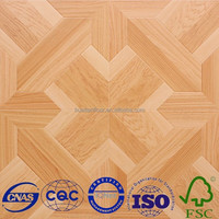 nanmu square laminated floor CHEAP PRICE CHINA