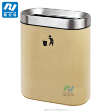 recycle bin cover/waste bin/dustbin type used in subway