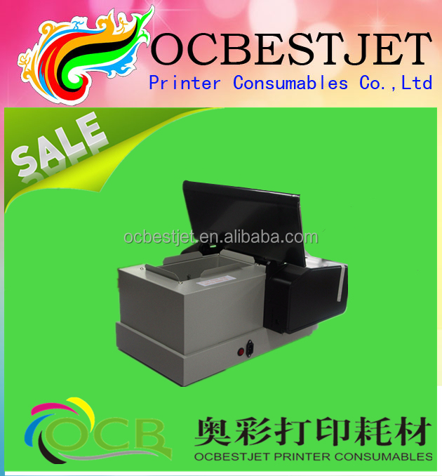 Automatic pvc card for Epson T50 printer