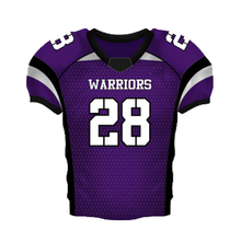 Custom sublimated american football jerseys manufacturer