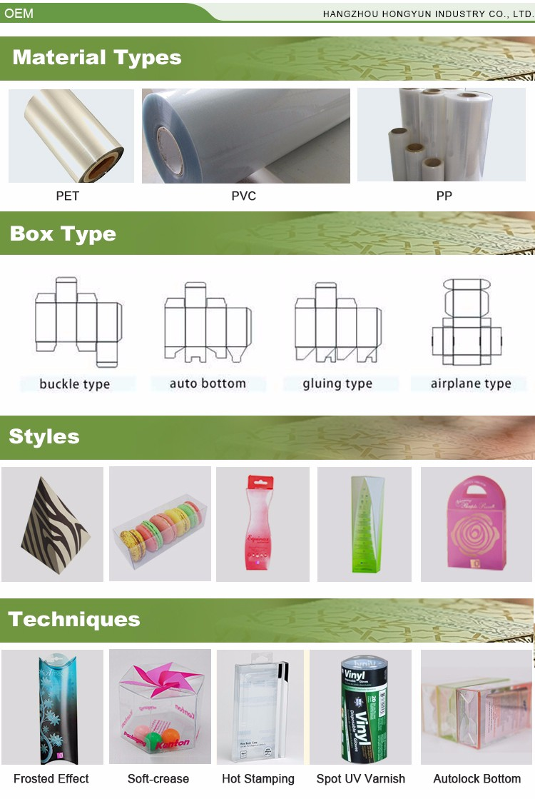 Wholesale China Supplier Custom Macaron Packaging Box