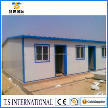 Prefabricated Steel Building as Staff House/Labour Camp /Site Office 5504