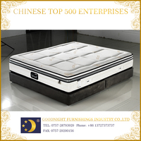 Wholesale bedroom furniture C-GA1102 coco fiber winter and summer mattress