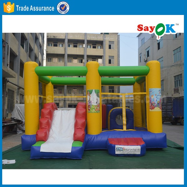 baby jumper air bouncer inflatable trampoline outdoor castle toy sale cheap bouncy castle