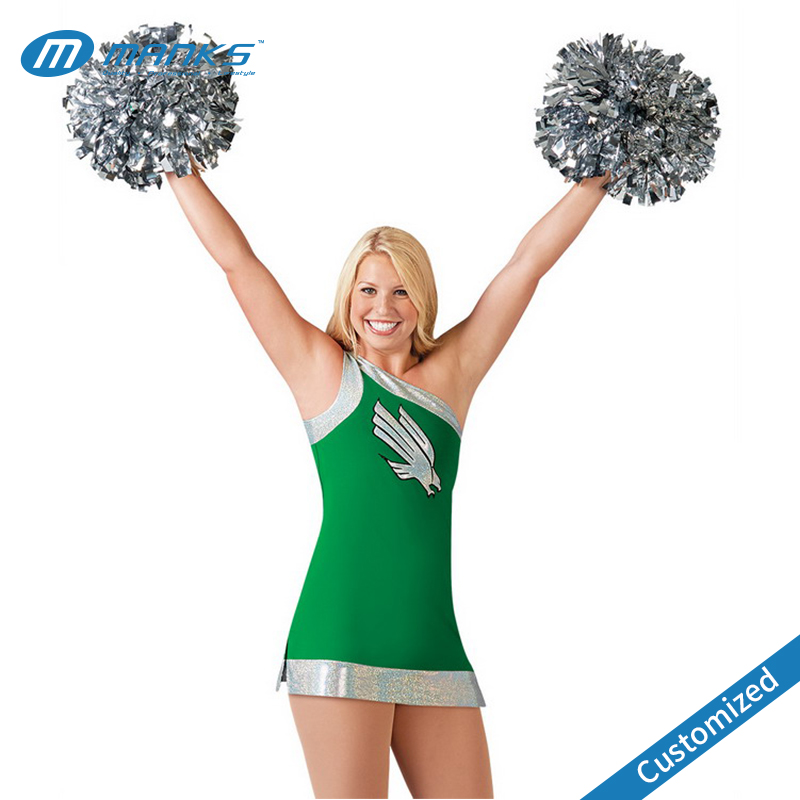 Custom Cheer Wear Cheap Dry Fit Sublimation Cheer Leading Uniforms