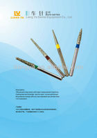 New Products 2016 Best Quality DIA-Burs Manufacturer China Suppliers LY Dental Diamond Burs