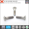 factory sell stainless steel machine screws