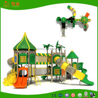 2014 commercial used multifunctional outdoor playgrpund equipment manufacturer