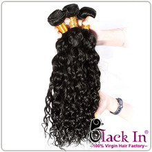 Direct Factory Wholesale brazilian human hair sew in weave