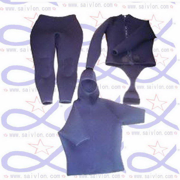 Good quality most popular neoprene water sports diving wetsuits