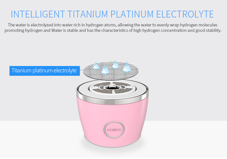 Hottest Selling Most Popular portable hydrogen water system