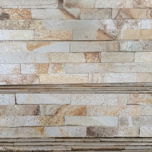 Environmentally friendly high quality waterproof Antique Beige exterior wall panels