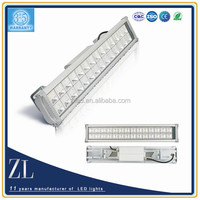 IP65 30W double row LED light bar 140lm/w for tunnel lighting