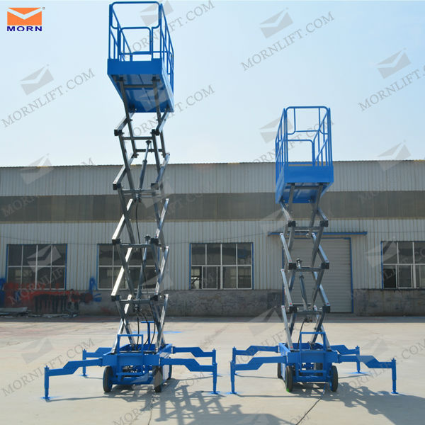 Mobile electric ladder manufacturer
