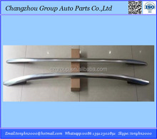 Aluminum alloy roof rack cross bar for Renault captur