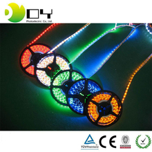 5 Meters Individually Addressable Color WS2812B Waterproof 5050 SMD RGB WS2811 LED Strip White PCB 60 LEDs/M DC 5V