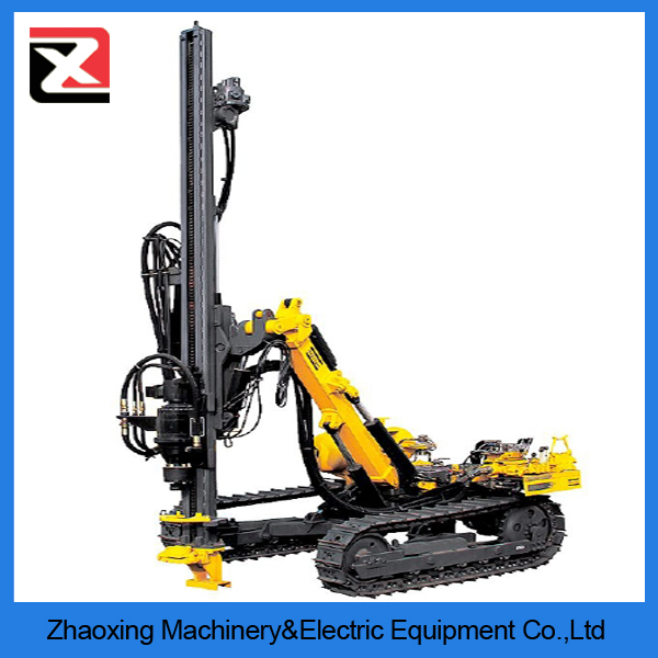 cheap 300m crawler portable rotary horizontal directional drilling machine