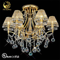 Zhongshan handmade factory outlet crystal chandelier in China