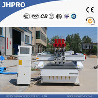 Manufactur direct sale!!!JHPRO HIGH QUALITY LOW PRICE-1325 CNC Router for Sale from Jinan China servo motor cnc router