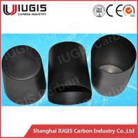 international standard high purity high density graphite crucible