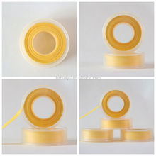 100% expandable ptfe thread seal tape red colored ptfe tape