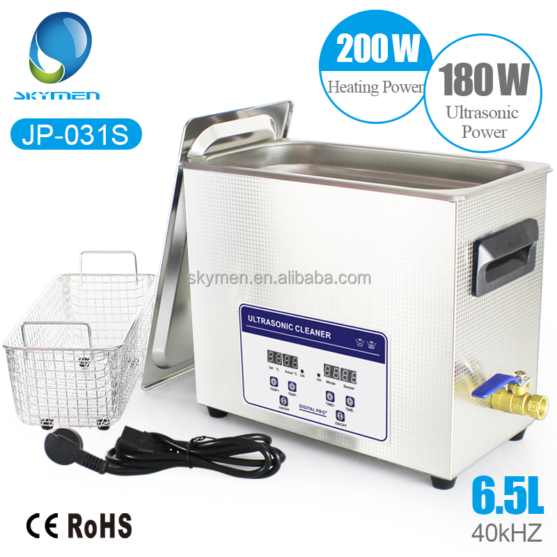 Skymen Jewelry ultrasonic cleaner / watches parts cleaning machine JP-031S
