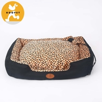 Warm Pet Products Luxury Dog Bed Indoor Dog House Beds
