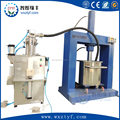 Plastic hose packing Silica Gel Filling & Pressure-cap Sealing Machine