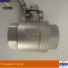 Forged Brass ball valve for water and gas with steel handle 2 way valve, hand valve, pressure control valve